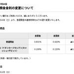 イオンカードセレクト【金利変更で楽天銀行とどっちがお得?】比較で見えた不安とは・・