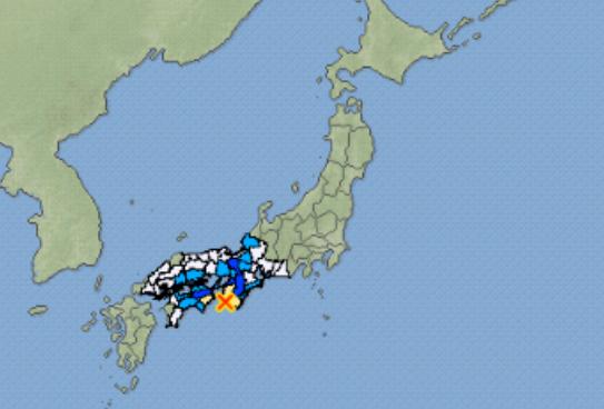 地震予知 2018年 11月 南海トラフ巨大地震